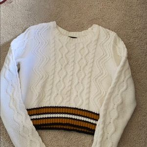 kendall kylie knitted sweater